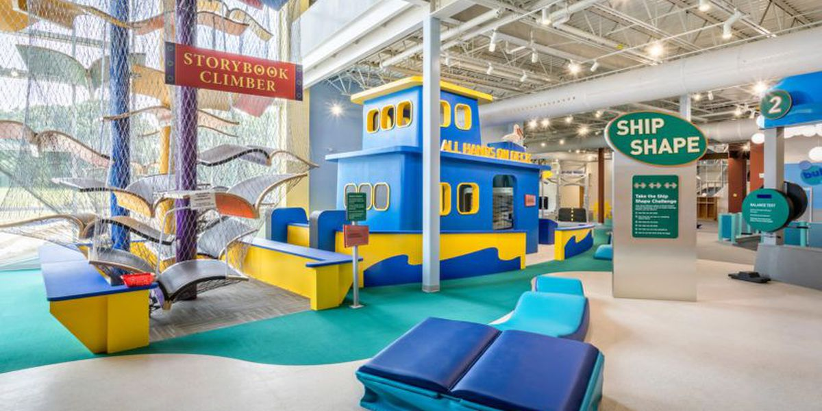 Heart of Louisiana: Knock Knock Children's Museum