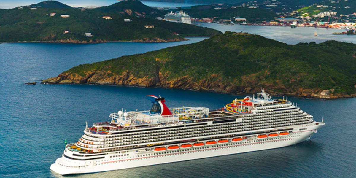 Carnival Cruise Lines cancels some cruises out of New Orleans until 2021