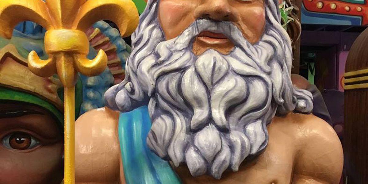 Krewe of Titans parade rescheduled