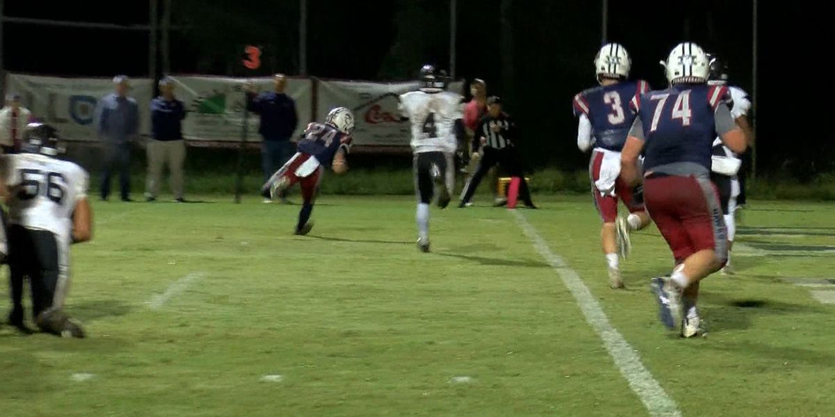 Hannan clinches perfect 10-0 season with win over Bogalusa