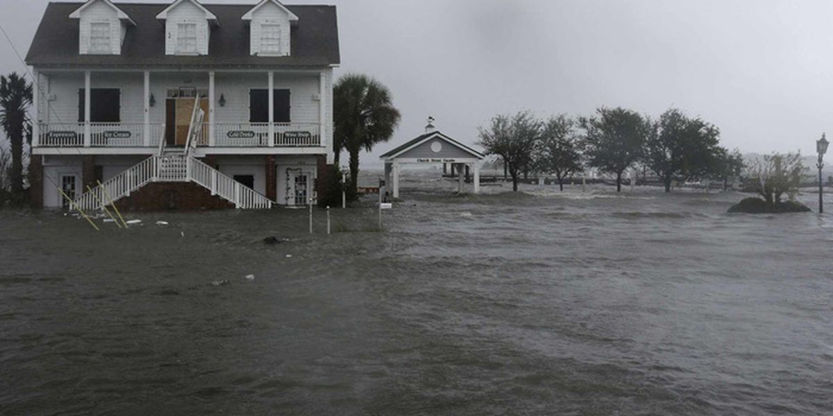 Florence now a tropical storm, leaves several dead, 'catastrophic' flood warnings in effect