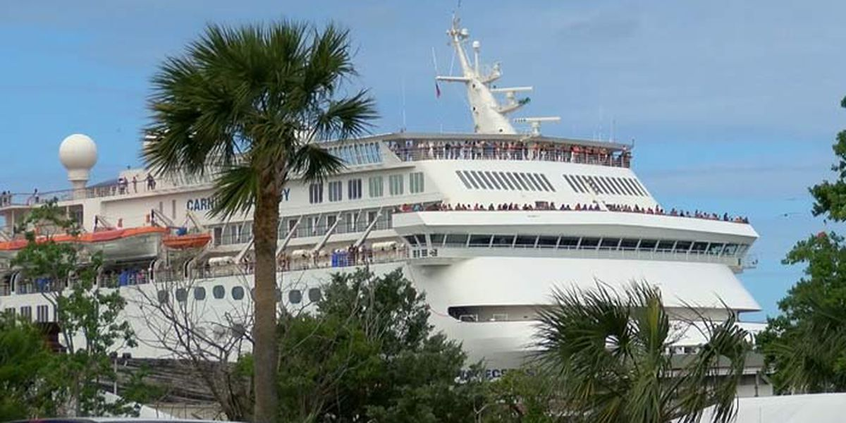 Cruise ships docked in Gulfport must leave by Friday, say port officials