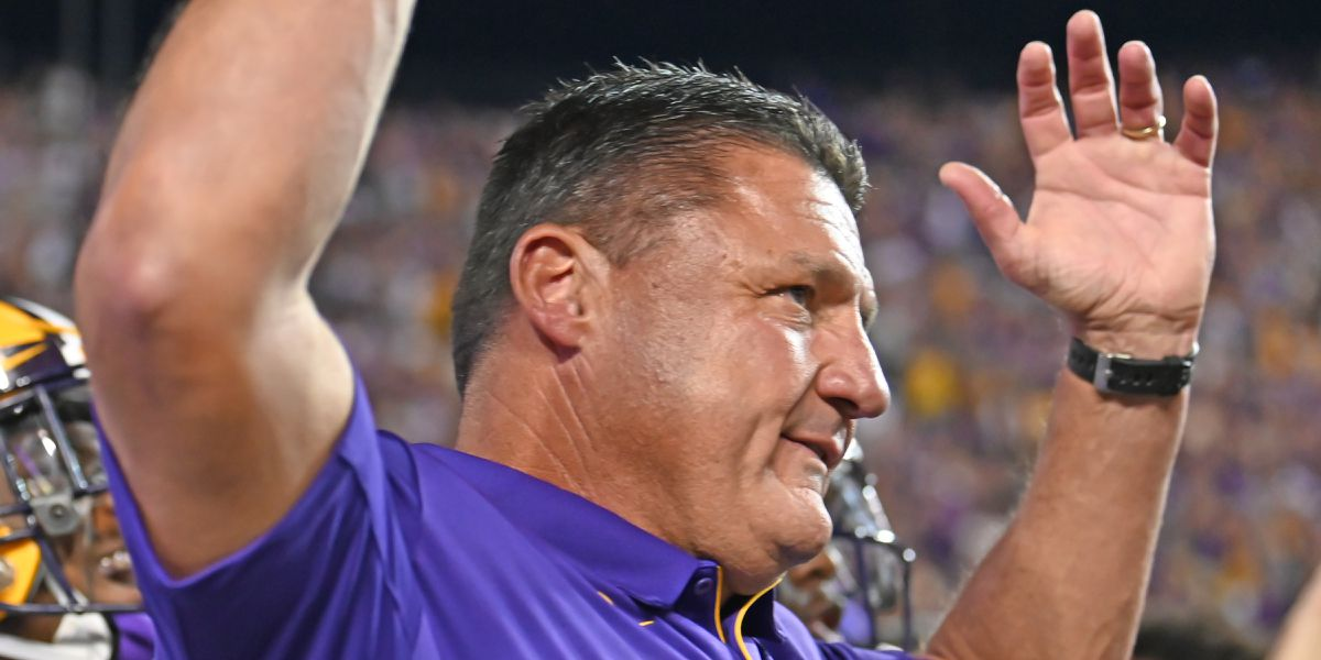 LSU remains at No. 2 in AP Top 25 and No. 3 in Coaches