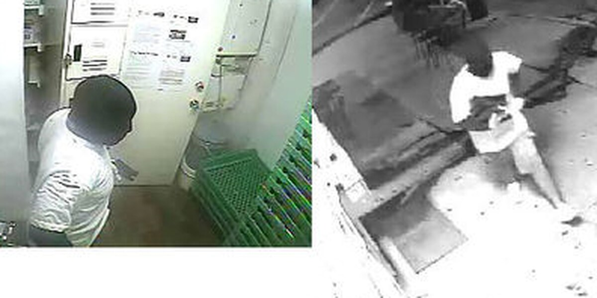 NOPD releases photos of Bud's Broiler robbery suspect