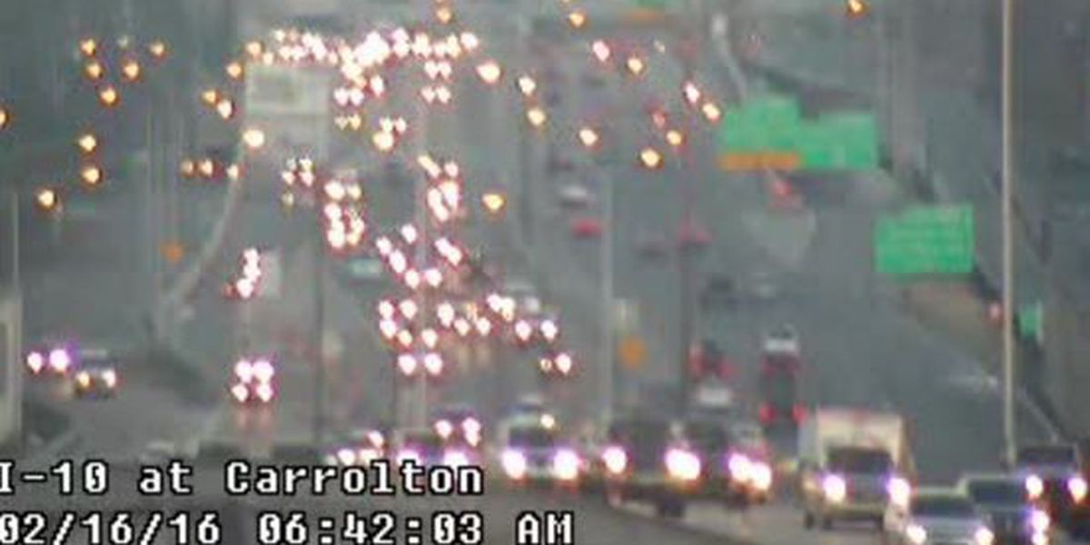 Traffic Now: Kristi Coleman has the Tuesday morning commute covered