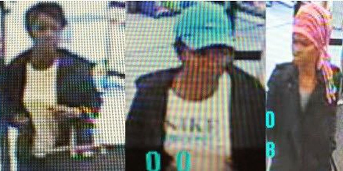 NOPD searches for two women trying to use stolen credit cards