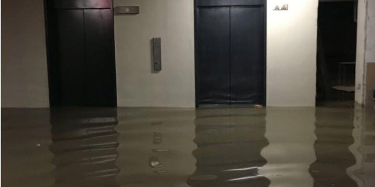 LSU Dental School closed Monday due to flooding