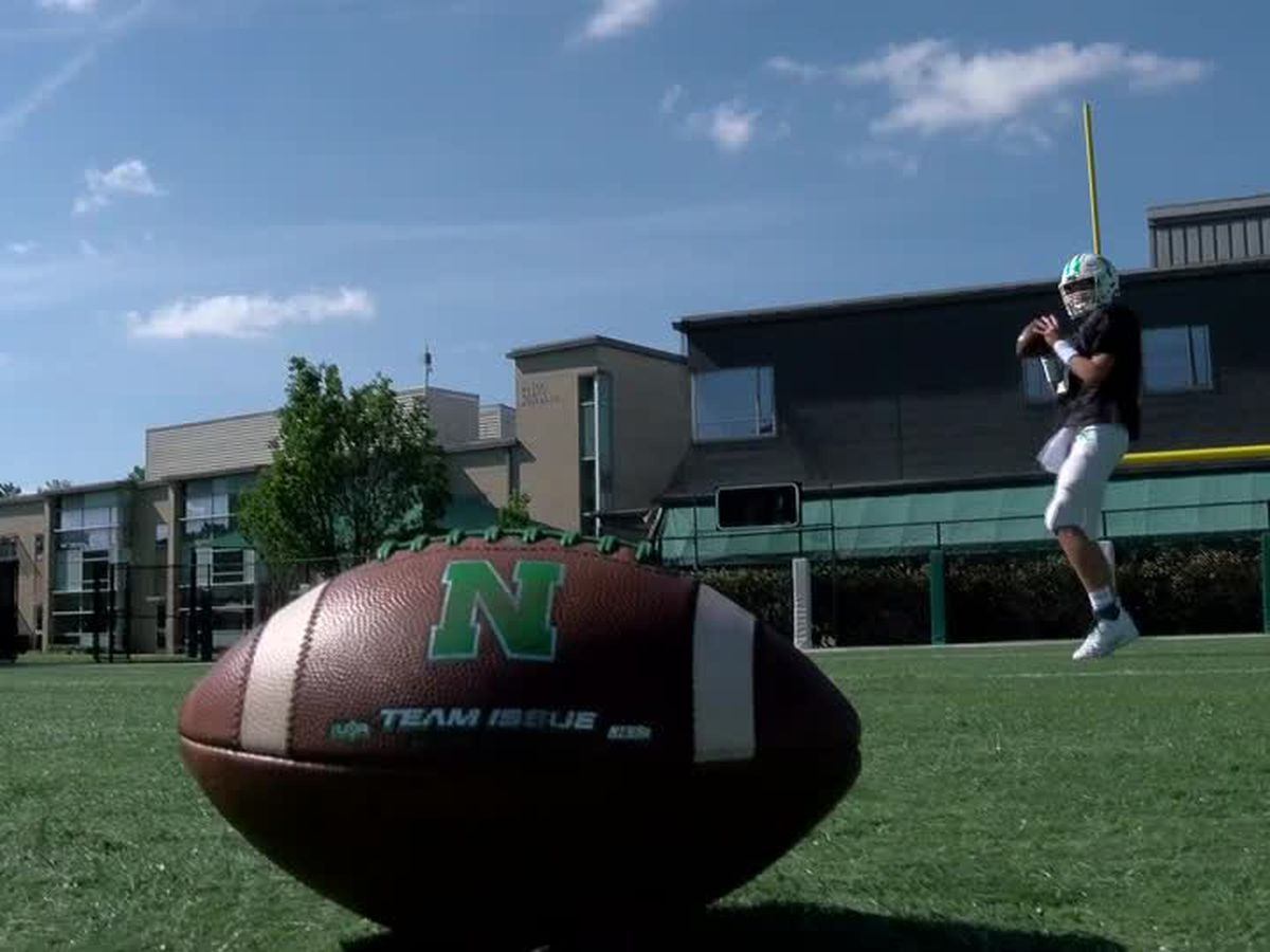 Arch Manning throws 3 TD's in spring game debut for Newman