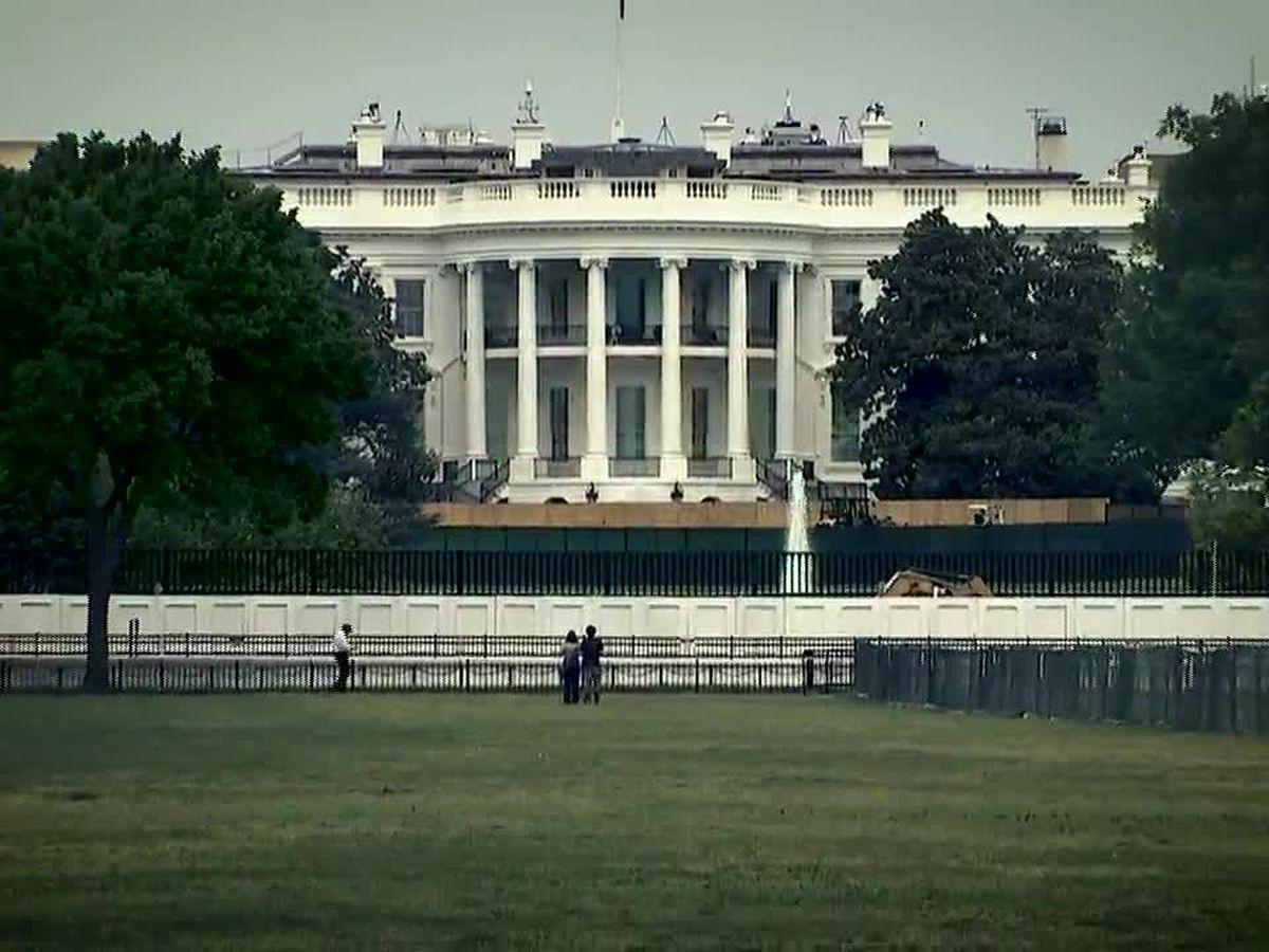 Mystery illnesses strike near White House