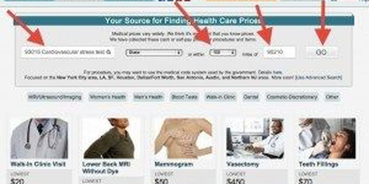 ClearHealthCosts: How do people use our information? A few examples