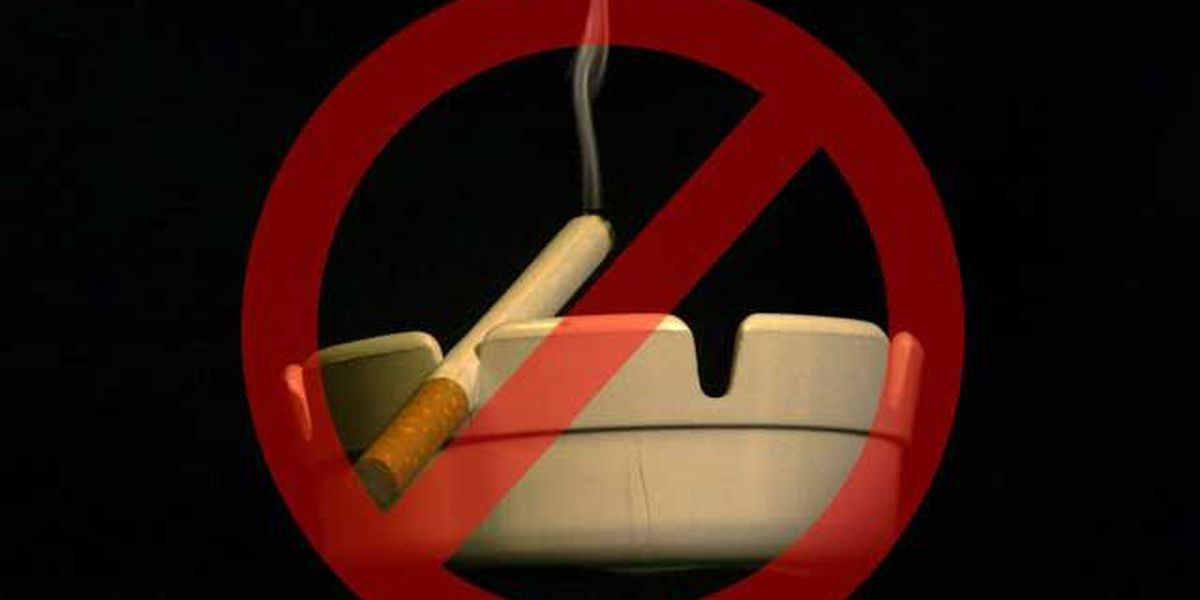 Smoking banned in New Orleans bars and casinos
