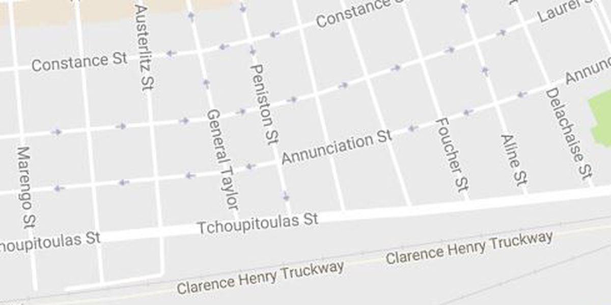 Domestic assault sends New Orleans woman to hospital