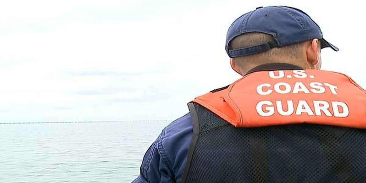 Coast Guard assesses damage from oil spill south of Timbalier Island