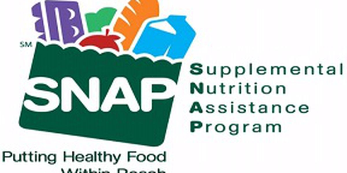 La. SNAP benefits schedule to change early 2021