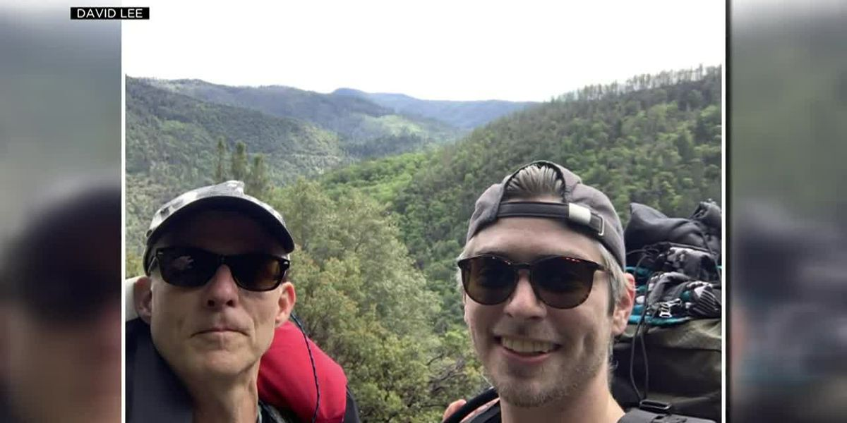 'It was really frightening': Man, 26, suffers mini-stroke on backpacking trip