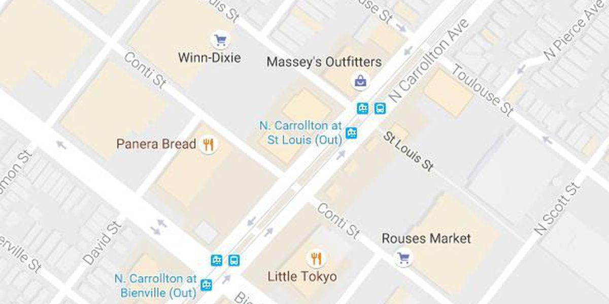 Razor-wielding man robs GNC store in Mid-City