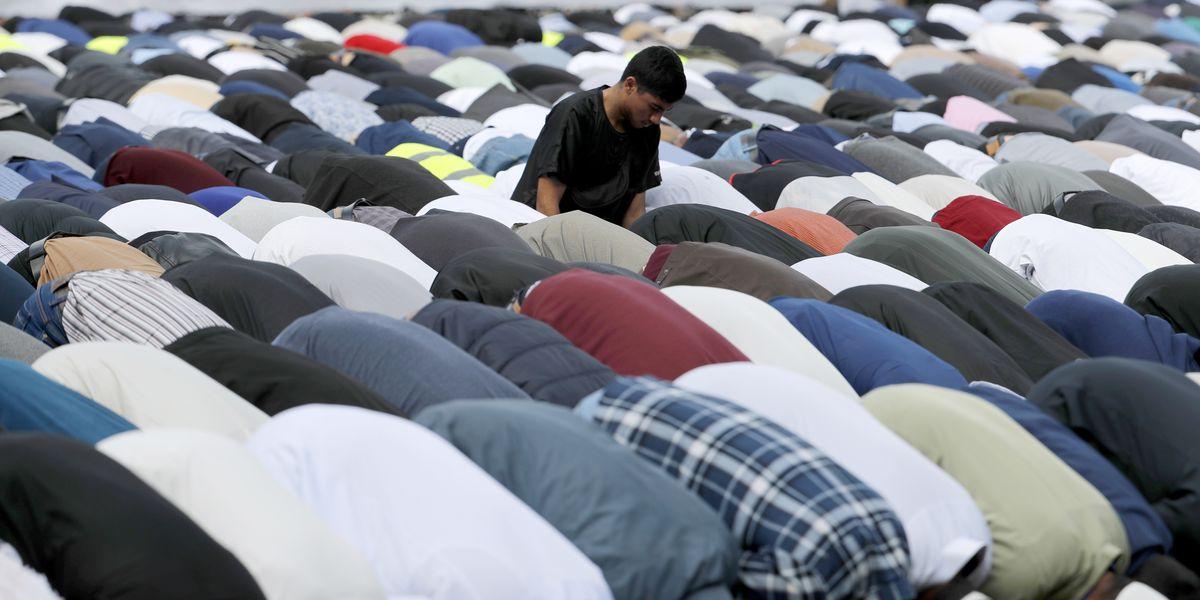 Imam says New Zealand is broken-hearted but not broken