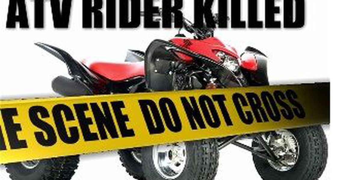 ATV driver dies when vehicle flips into pond, trapping him underwater