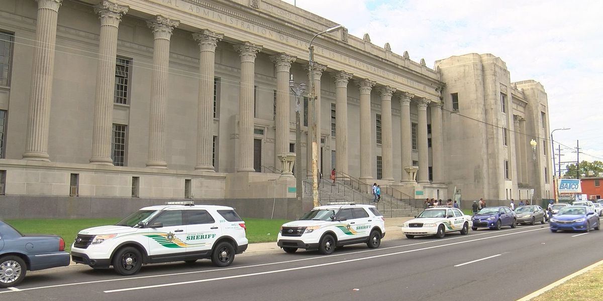 City receives grant to continue initiative to reduce the jail population
