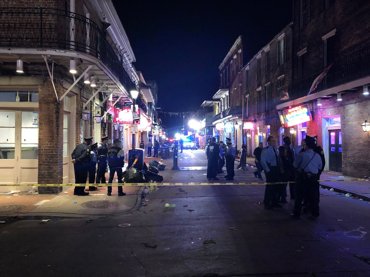 Bourbon Street shooting leaves 2 injured, 1 dead, suspect arrested