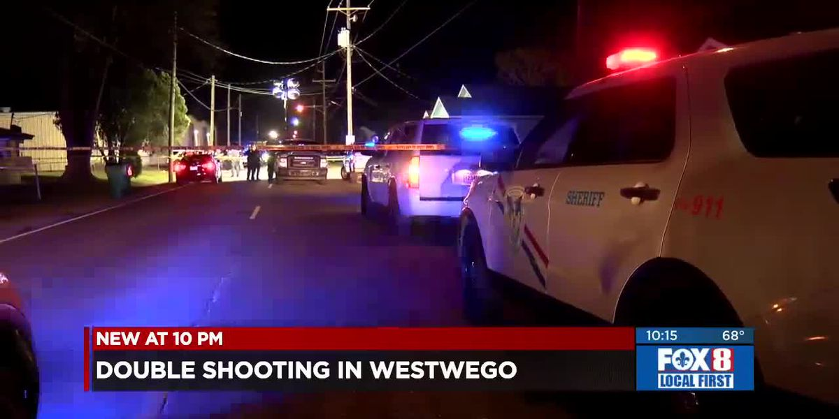 Double shooting in Westwego leaves one juvenile dead; another injured