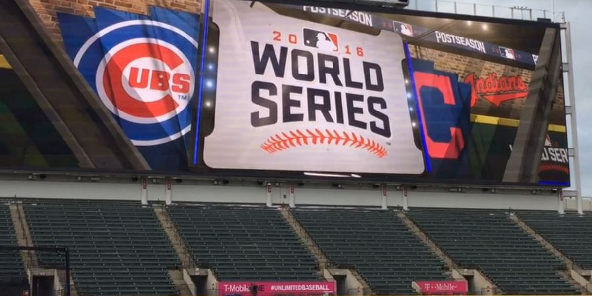 Coverage of World Series Game 2 will start at 5:30 p.m. on Fox 8