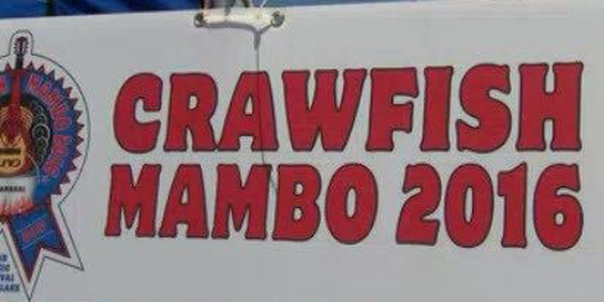 Russell Callais, D&B Bar and Grill among winners at Crawfish Mambo Festival