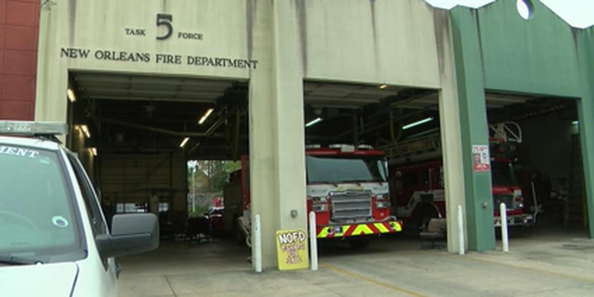 Furloughs and fire house closures impacting NOFD firefighters