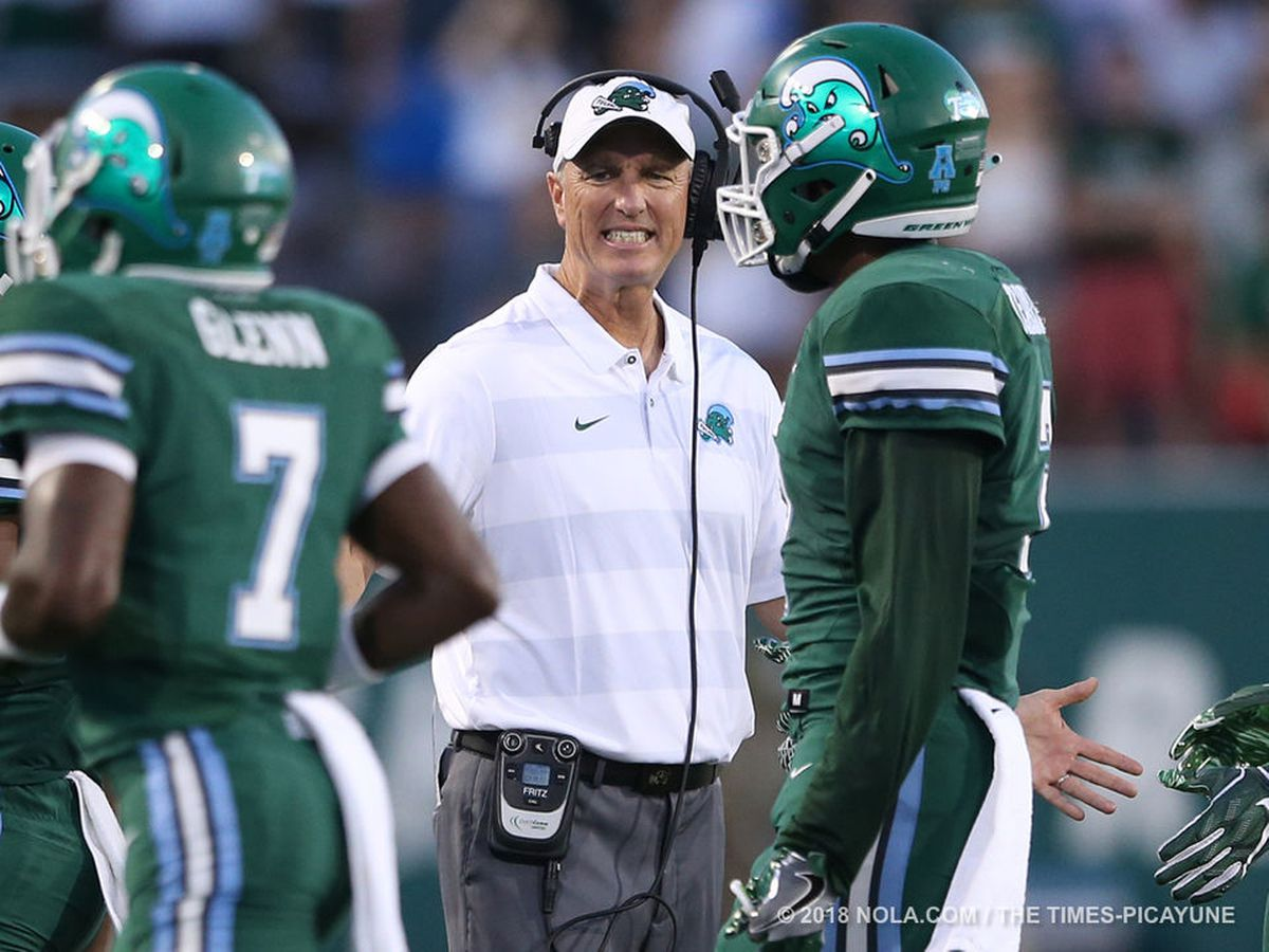 Tulane crushes Missouri State, 58-6