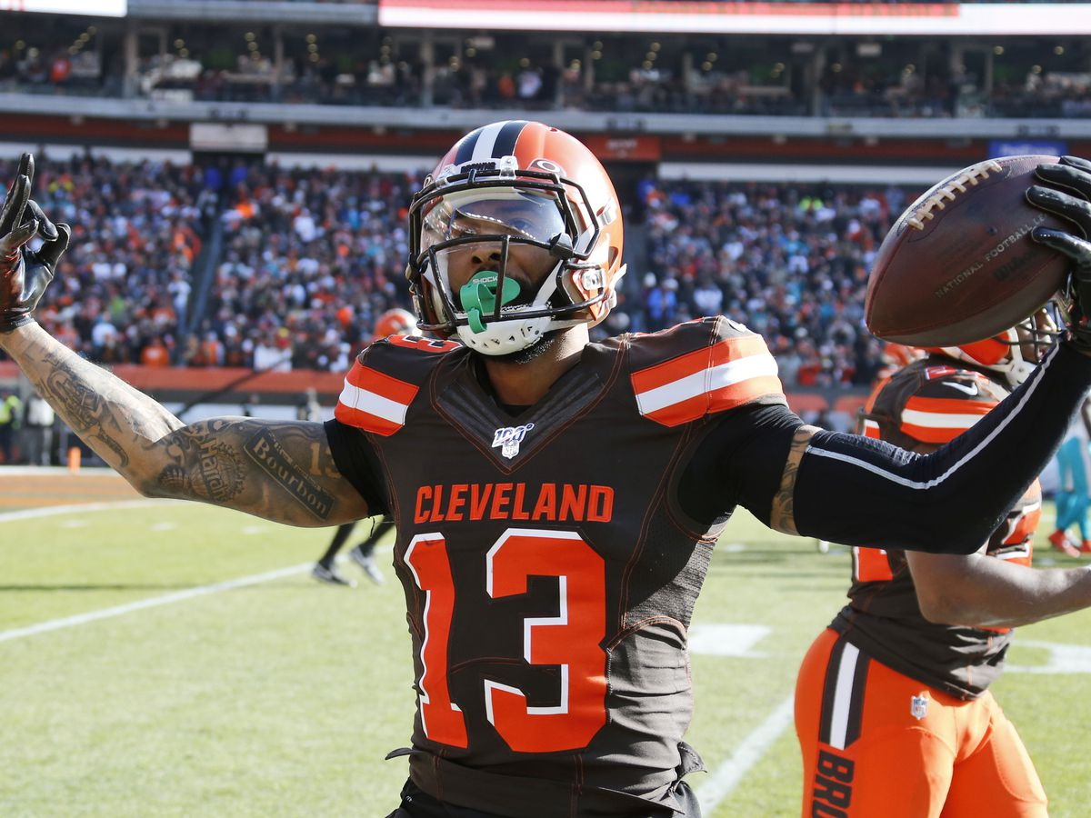 New Orleans police issue simple battery warrant for Odell Beckham Jr.