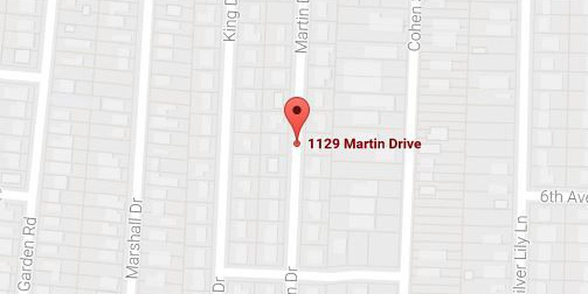 Man's body discovered in burning car in Marrero