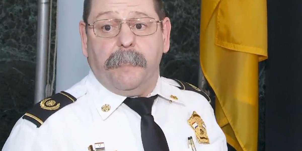 NOFD Chief Tim McConnell to retire after 36 years of service