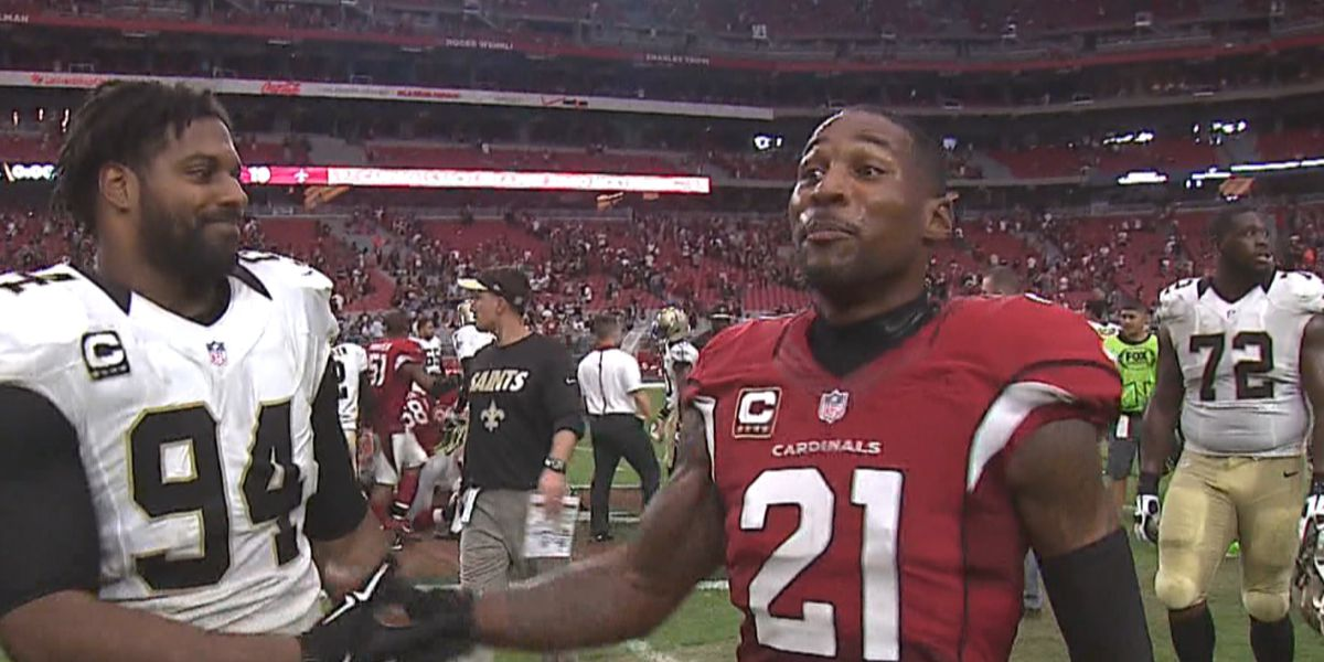 Former LSU cornerback Patrick Peterson reportedly suspended six games by NFL