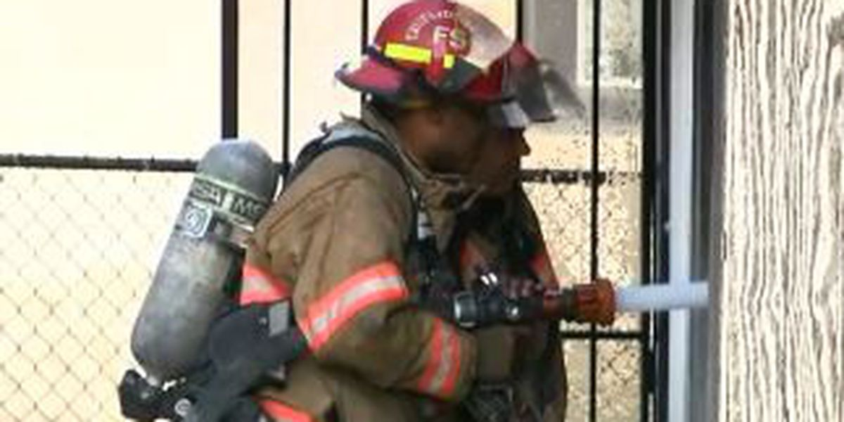 VIDEO: NOFD battles 2-alarm fire in Hollygrove