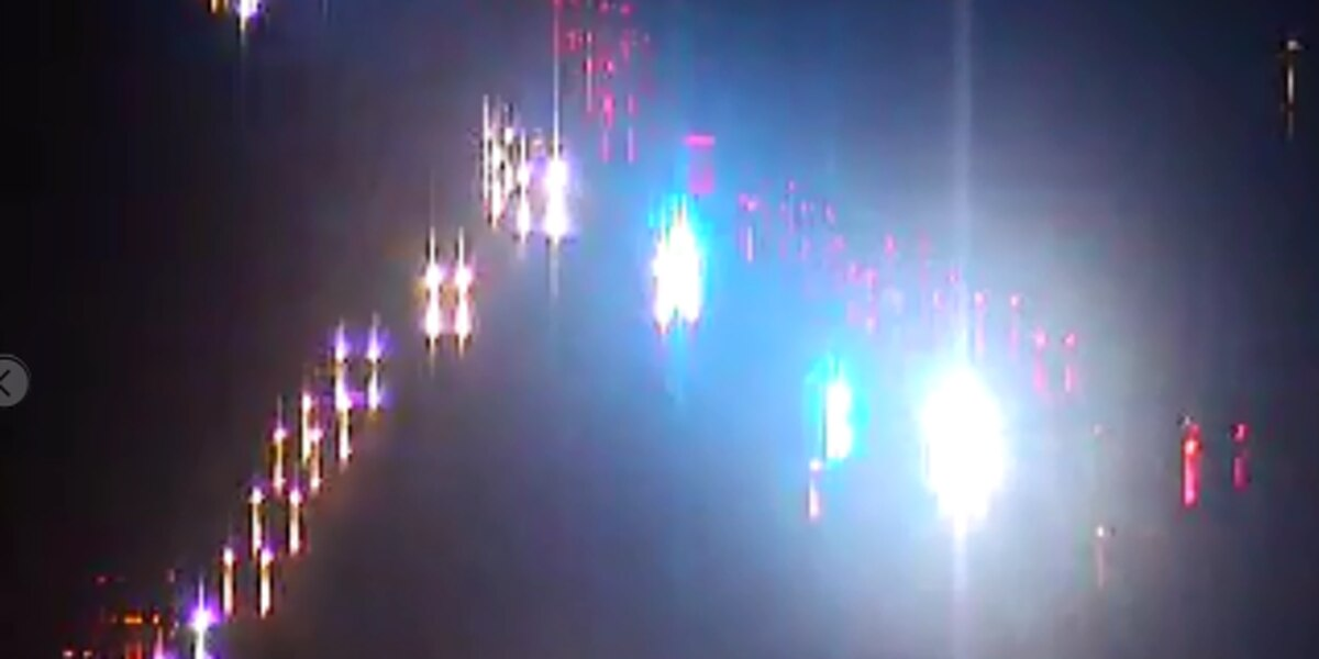 Traffic Alert: I-55 North at Manchac reopens after accident
