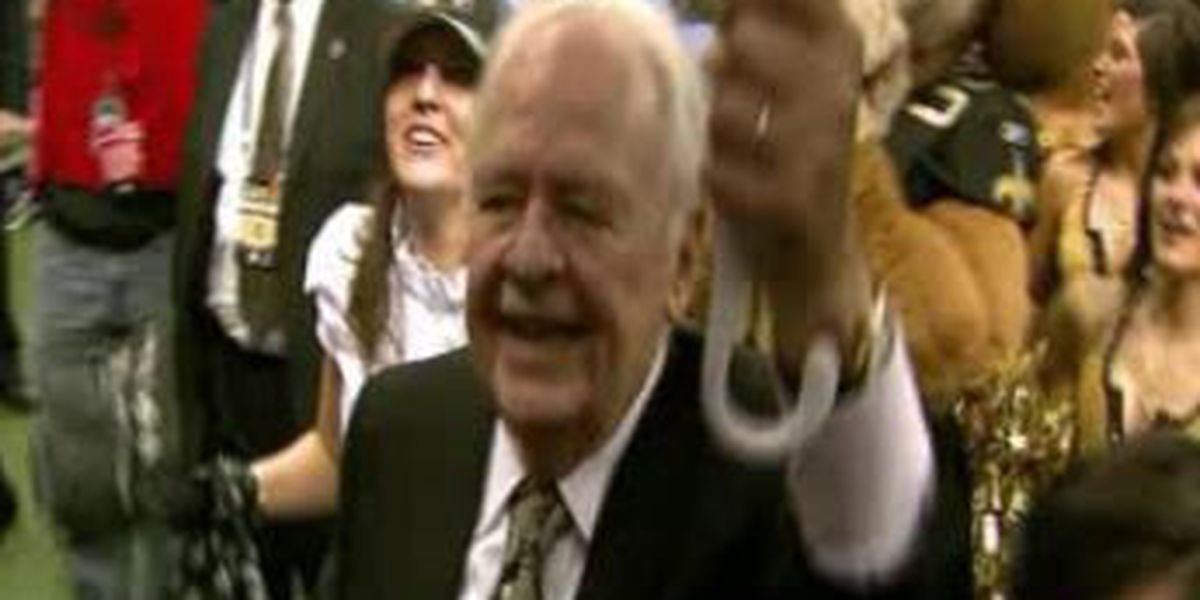 Saints owner makes Forbes' Richest People on the Planet list