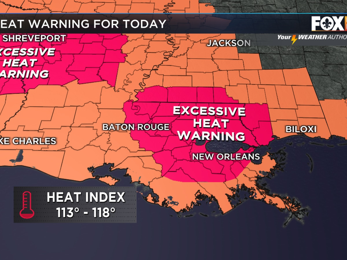 Zack: Record heat continues with a heat warning in effect