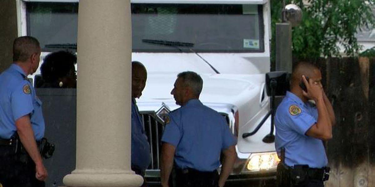 Dead armored truck employee identified