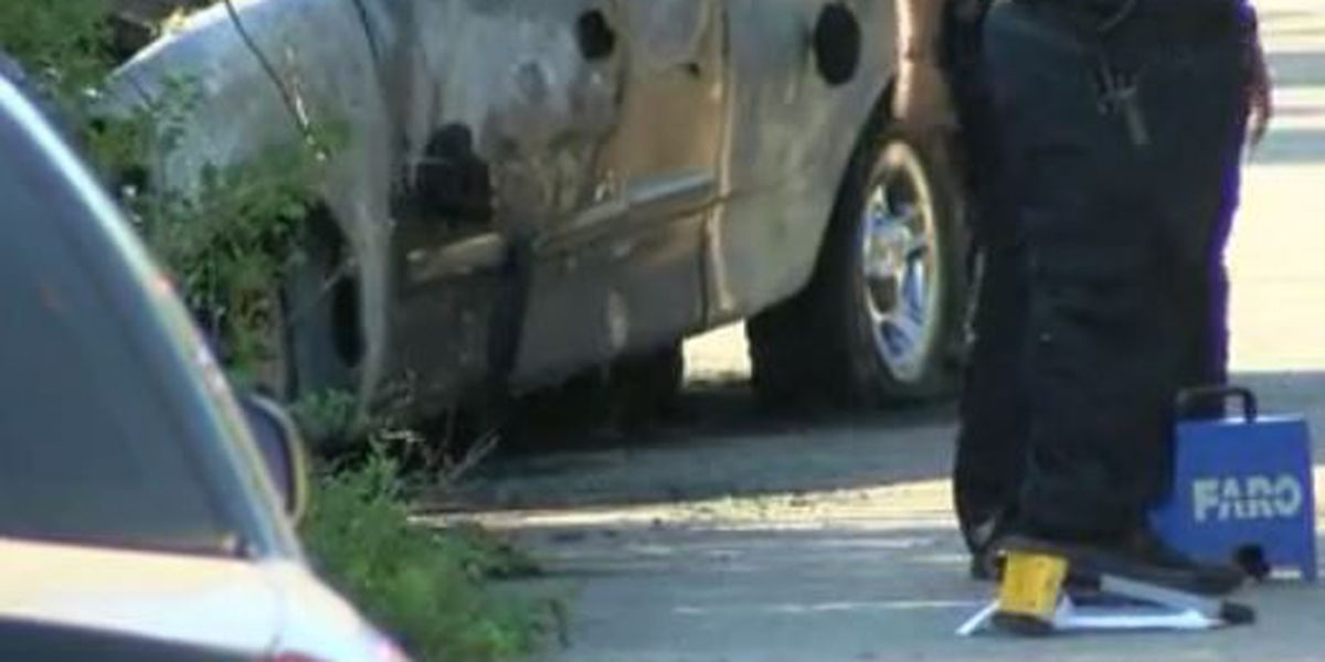 Death of victim found in burning vehicle being investigated as homicide