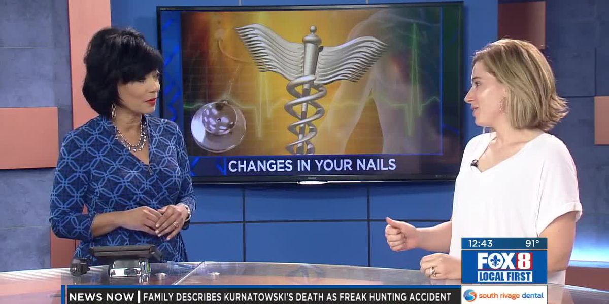 How Your Nails Affect Your Health