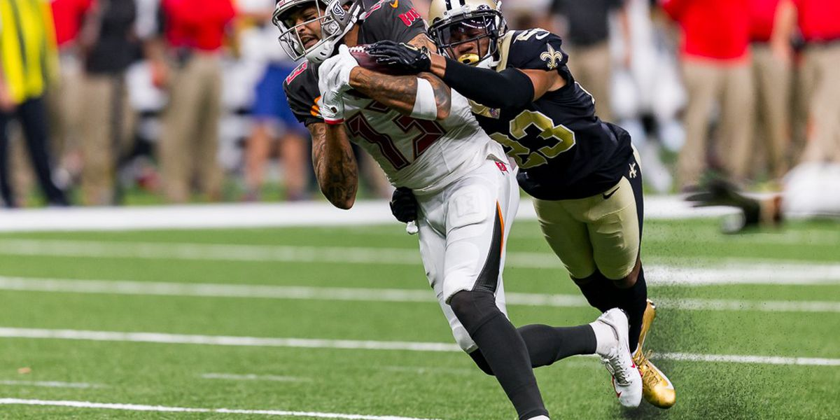 After Further Review: Bucs give Saints an early season wake-up call