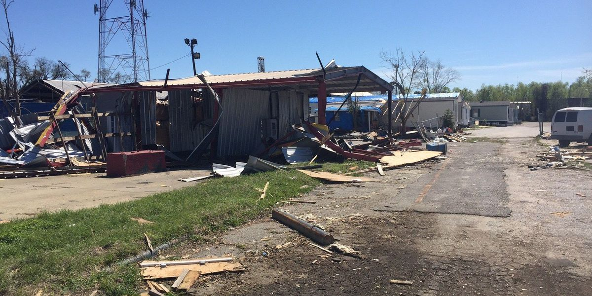 Nearly 1 month later, NOE tornado victims still waiting