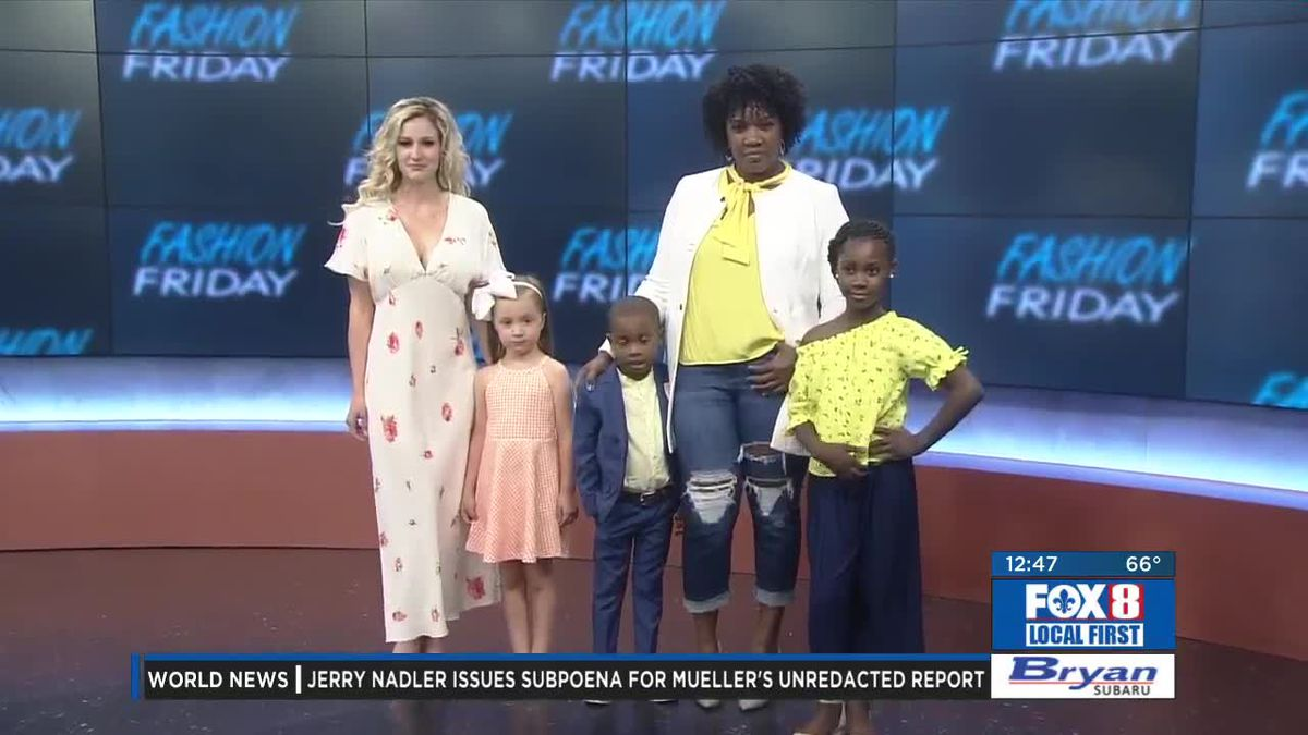 Fashion Friday: Easter