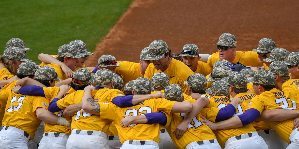 LSU Baseball: Feb. 18 polls
