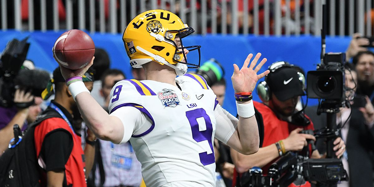 EYE ON THE TITLE: Former LSU QBs Flynn, Mauck believe Burrow has blue-chip to win National Championship