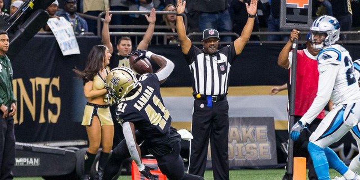 Saints can possibly clinch playoff berth this weekend