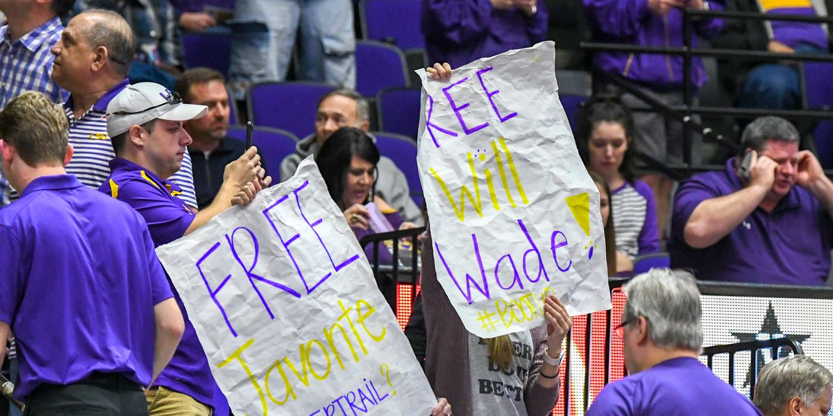 LSU students planning protest over Will Wade suspension