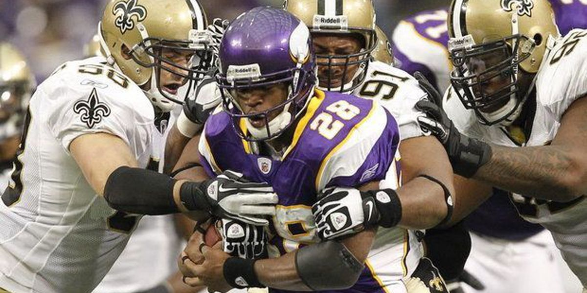 Adrian Peterson to visit the Saints next week, report says