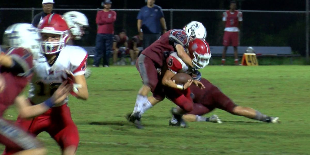Archbishop Hannan prevails over St. Michael, 18-14