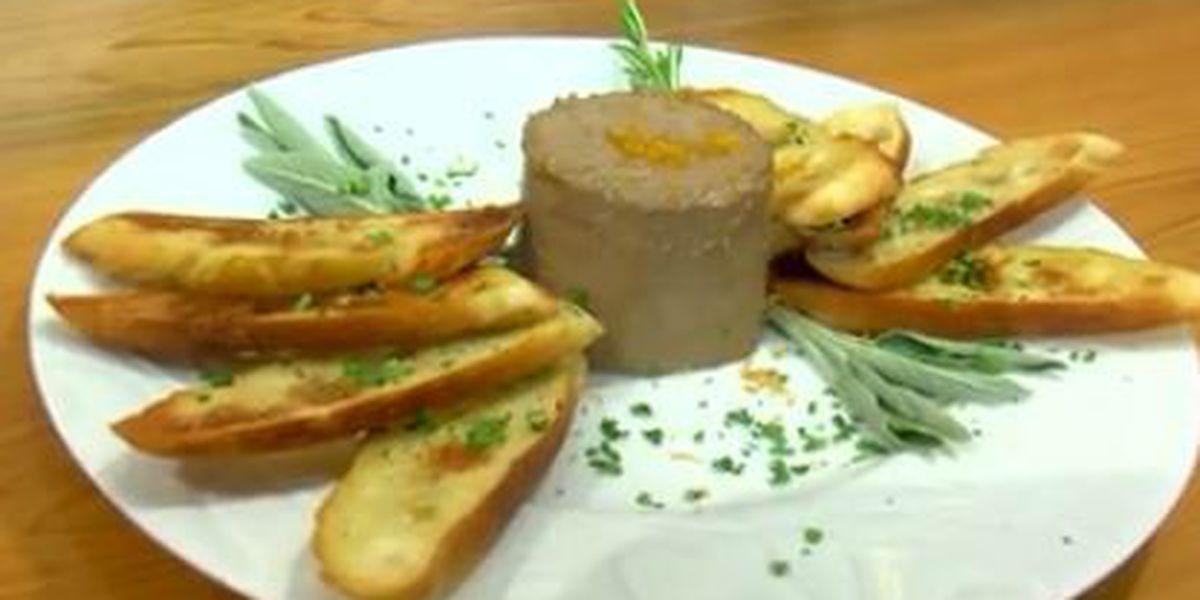 Chef John Folse: Chicken liver pate